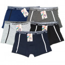 Großhandel Fashion & Accessoires:-Baumwoll Boxershorts für Herren, Classic ...