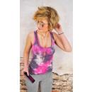 ingrosso Ingrosso Abbigliamento & Accessori: BB144 Fantastic  Top, Basic Women Boxer, Ombre