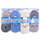 Großhandel Kinder- und Babybekleidung: Baumwolle Kinder Socken, unsichtbar, schöne ...