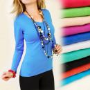 ingrosso Ingrosso Abbigliamento & Accessori: 4438 Blusa universale in cotone, parte ...