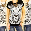 BLOUSE, TOP, BIG TIGER, coton