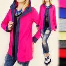 wholesale Coats & Jackets: BI306 CHARMING COVER, HOODIE, JEANS