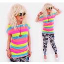 wholesale Fashion & Apparel: 4522 Cotton Women Shirt, Blouse, Spring Stripes