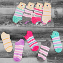 4306 Women Cotton Socks, Mega Colors 39-41