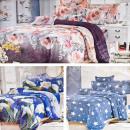 wholesale Bedlinen & Mattresses: Bedding set 200x220, 4 pieces, Z048
