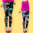 wholesale Other: 4323 Trousers Women's Leggings, Peacock ...
