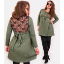 Großhandel Kleider: EM79 Baumwollkleid, beeindruckende ...