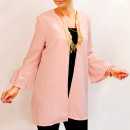 Großhandel Mäntel & Jacken: D14114 Elegante, lange Jacke, Outfit, Umhang