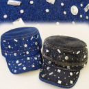 Großhandel Kopfbedeckung: FL206 MODERNER  HAT, Basecap JEANS, Kristalle
