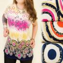 ingrosso Ingrosso Abbigliamento & Accessori: C11192 TUNICA  LOOSE, taglie  forti, ...