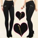 wholesale Trousers: BI123 SLIMMING PANTS, HIGH STATE