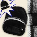wholesale Headgear: C17414 Warm,  Winter Men Cap, Hat, Fleece Inside