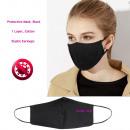 Cotton, Rubber, Protective Mask Classic Line D5888
