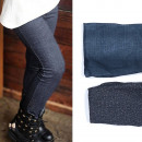 Leggings For Girls, Jeans, 140-158, 5698