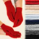 C17455  dameshandschoenen, winterkleuren