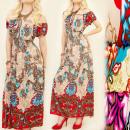 PATRÓN C22117 precioso vestido maxi BARROCO