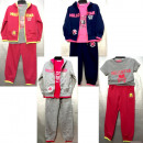 D372 Dres, a set  of sports, 3 parts, from 4 to 12
