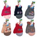 hurtownia Produkty licencyjne: Rękawiczki Dziewczynka Jednopalczaste ...
