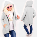 wholesale Coats & Jackets: 4493 Spring Hoodie, Parka, Casual