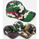 Großhandel Kopfbedeckung: C1906 Baseballmütze, Moro-Muster