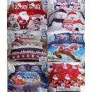 nagyker Otthon és dekoráció: Ágynemű szett Christmas140x200, 2 részes, Z126