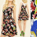 wholesale Childrens & Baby Clothing: C17125 Girls' Dress, Beautifully Display Your