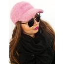 wholesale Headgear: A1250 Women's Cap, Fluffy Angora