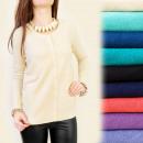ingrosso Pullover e felpe: C11118 cardigan  CONVENIENTE,  maglione, NIZZA ...