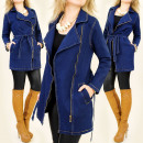 BI151 chic COAT, JACKET, COLLAR, JEANS