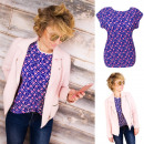 wholesale Childrens & Baby Clothing: B18222 GirlY  blouse, cotton top, polka dots