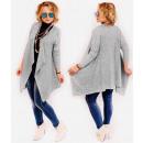 Großhandel Pullover & Sweatshirts: R12 Lange und lockere Strickjacke, ...