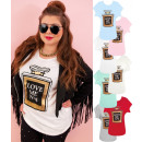N032 Cotton Blouse Plus Size, Love Me 5