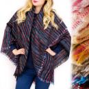B16606 écharpe de laine XXL, Type de couverture ,