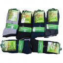 wholesale Stockings & Socks: Men's Socks, Bamboo, Classic Design 39-46 4982