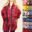mayorista Ropa / Zapatos y Accesorios: FL411 Hip bufanda, mantón, modelo oriental