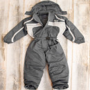 A1960 Winter Ski  Suit, Kids Overall ,Skee Fun