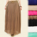 wholesale Skirts: A1915 Impressive, Long Skirt with a Nice Belt