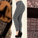groothandel Kleding & Fashion: Bamboe broek met opwarming, groot formaat