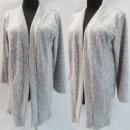 wholesale Coats & Jackets: D4079 Jacket, Cardigan, Melange J Gray 48-54