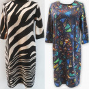 Women Dresses, 44-52, Made In Poland, D4085