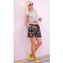ingrosso Shorts: Pantaloncini da donna C17500, oversize, prato esti