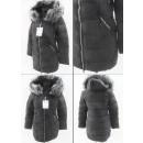 wholesale Coats & Jackets: E10 Winter Women Jacket, Fashionable Fur