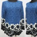 Großhandel Hemden & Blusen: Bluse, Größe M-3XL, Warm, Muster, K2710