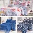 wholesale Bedlinen & Mattresses: Bedding set 200x220, 4 pieces, Z047