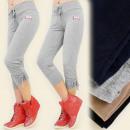 BB31 Sports pants, drawstring leg MIX