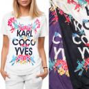 Großhandel Fashion & Accessoires: Frauenbluse, T-Shirt Karl & Coco M-2XL