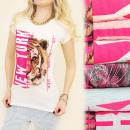 ingrosso Ingrosso Abbigliamento & Accessori: G179 della  camicetta di TOP,  cotone, NEW YORK ...
