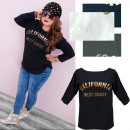 Großhandel Fashion & Accessoires: Plus Size Bluse, Tunika Übergröße California, 5012