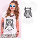 Großhandel Hemden & Blusen: N057 Baumwollbluse, Plus Size, ...