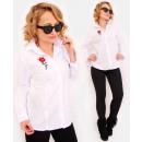 Großhandel Fashion & Accessoires: R25 elegante Frauen Shirt, Tunika, gestickte ...